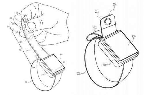 Apple рассматривает возможность оснащения своих умных часов камерой