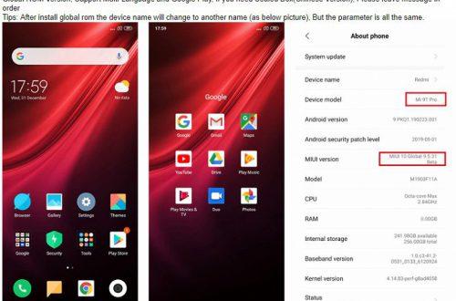 Обновление ПО превращает Redmi K20 Pro в Xiaomi Mi 9T Pro