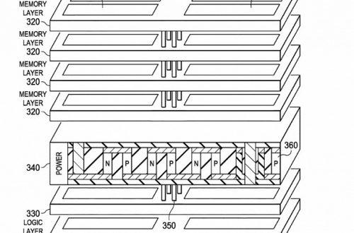 В AMD придумали интересный вариант охлаждения памяти с многослойной компоновкой