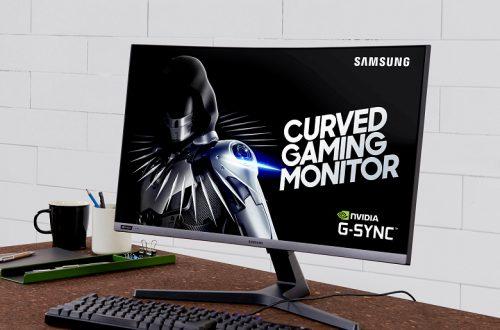 Монитор Samsung C27RG5 поддерживает G-Sync и частоту обновления 240 Гц