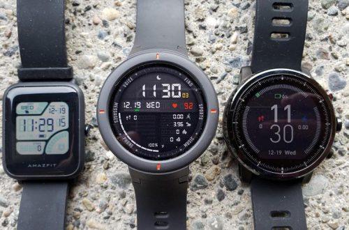 Huami готовит более 10 новых моделей умных часов по цене от 43 долларов