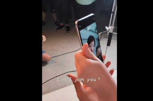 Смартфон Xiaomi CC9 засветился в рекламном ролике