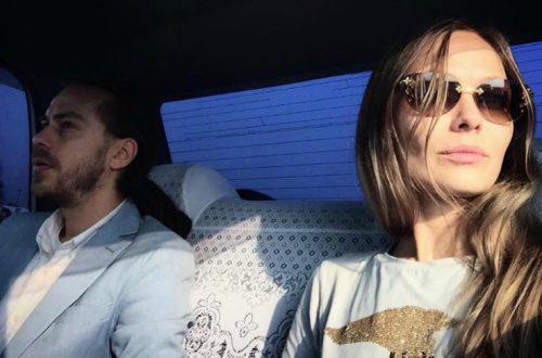 Вдова Децла удалила все фотографии с покойным мужем и снялась топлес