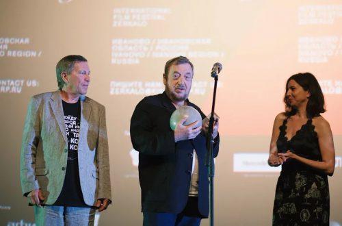 Павел Лунгин получил приз за вклад в киноискусство