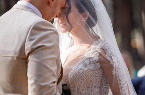 Вышедшая замуж Настя Каменских порадовала поклонников очень откровенным фото в сети