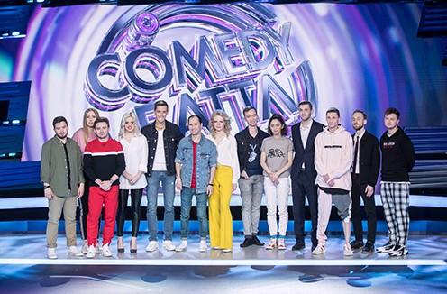 """""""Comedy Баттл"""". Финал сезона: кто подпишет контракт с ТНТ и получит 3 миллиона рублей?"""