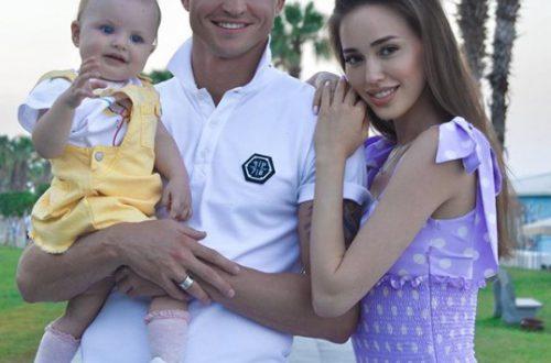 """""""Мама не в курсе"""": Бывший муж Ольги Бузовой показал как веселится с годовалой дочерью в отпуске"""