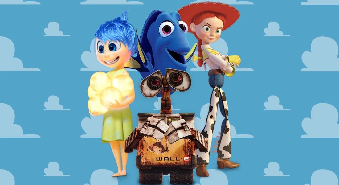 новый анимационный фильм Disney и Pixar душа выйдет в