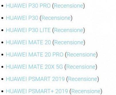 11 моделей смартфонов Huawei получат Android 10 раньше остальных: список