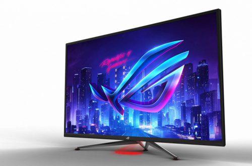 На мероприятии E3 2019 представлен первый монитор с технологией сжатия видеопотока (DSC)