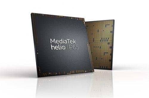 Представлена 12-нанометровая восьмиядерная платформа MediaTek Helio P65