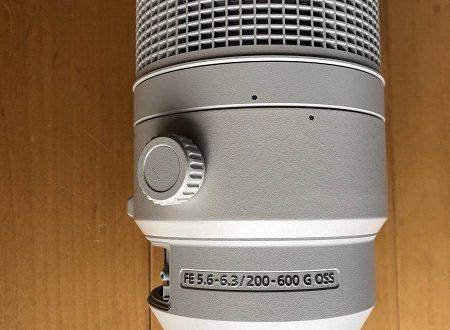 В понедельник Sony представит два телеобъектива: зум и фикс
