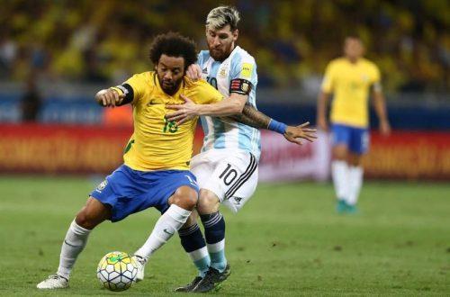 Бразилия Аргентина 2019 футбол кубок Америки где смотреть онлайн
