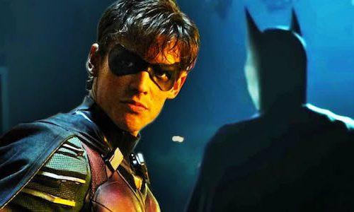 Тизер реального Бэтмена во 2 сезоне «Титанов»