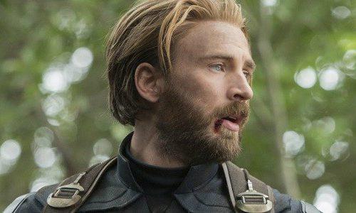 Как изначально появился Капитан Америка в «Войне бесконечности»