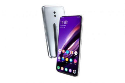 Huawei уже тестирует смартфон без разъемов и кнопок