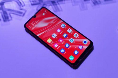 Новая версия Huawei Enjoy 9S получит 6 ГБ ОЗУ и 128 ГБ флэш-памяти