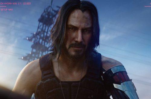 Стали известны новые аспекты роли Киану Ривза в Cyberpunk 2077