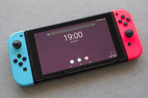 На Nintendo Switch теперь можно установить полноценную версию Android