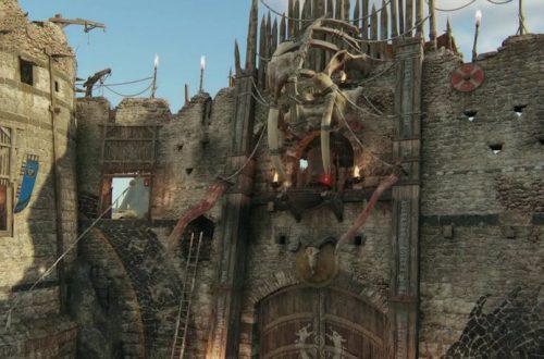 Видео: демонстрация новой карты Storr Stronghold для For Honor