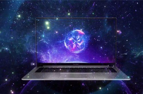 16-дюймовый ноутбук Honor MagicBook Pro засветился на официальном изображении