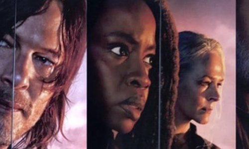 Постеры 10 сезона «Ходячих мертвецов» намекают на сюжет