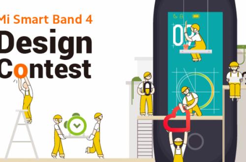 10% участников конкурса по созданию тем для Xiaomi Mi Band 4 получат новые браслеты в подарок