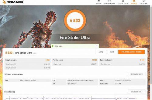 Разогнанная AMD Radeon RX 5700XT обошла GeForce RTX 2080 в 3DMark