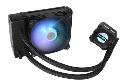 В серию Raidmax Tornado RC вошли две системы жидкостного охлаждения процессоров
