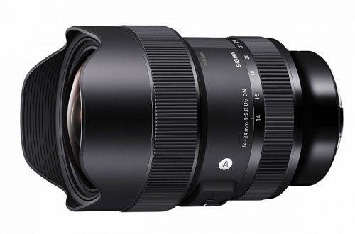Объектив Sigma 14-24mm F2.8 DG DN Art предназначен для полнокадровых беззеркальных камер