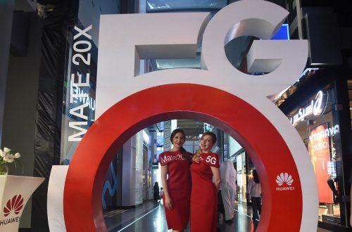 Энергопотребление базовых станций 5G производства Huawei на 20% ниже среднего по отрасли