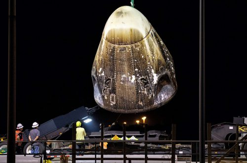Не так уж и аномально. SpaceX завершила расследования аварии космического корабля Crew Dragon