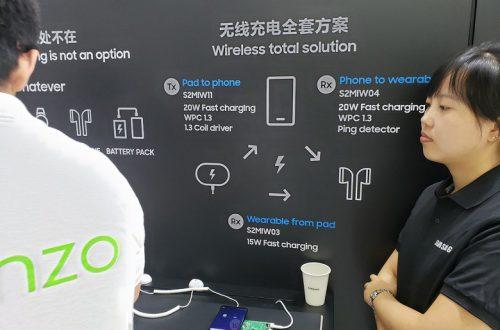 Samsung Galaxy Note10 получит 20-ваттное беспроводное зарядное устройство