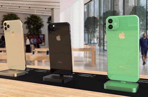 iPhone 11, iPhone 11 Max, iPhone 11 R: качественные изображения и характеристики