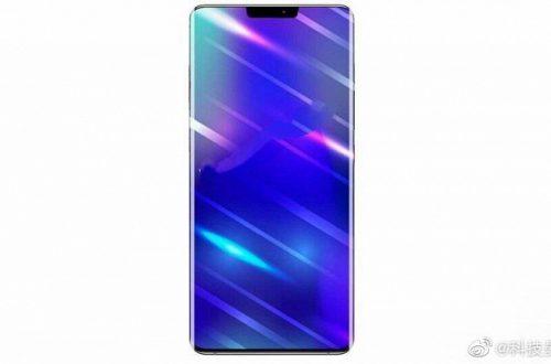 Huawei Mate 30 Pro на рендерах: квадрокамера и фронтальная панель как у Galaxy Note10, но с вырезом