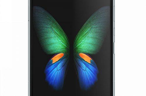 Официально: флагманский складной смартфон Samsung Galaxy Fold поступит в продажу в сентябре