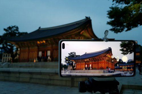 Фотогалерея дня: Samsung показала массу примеров нового ночного режима на флагманском Galaxy S10+