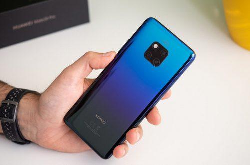 Рассекречены все четыре модуля. Huawei Mate 30 Pro останется с «квадратной» камерой