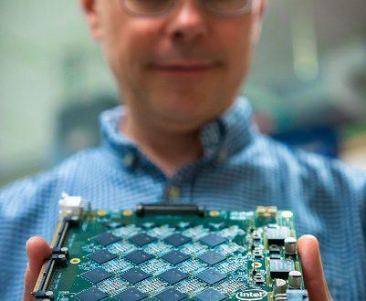 Представлена Intel Pohoiki Beach — система из 64 нейроморфных процессоров Loihi