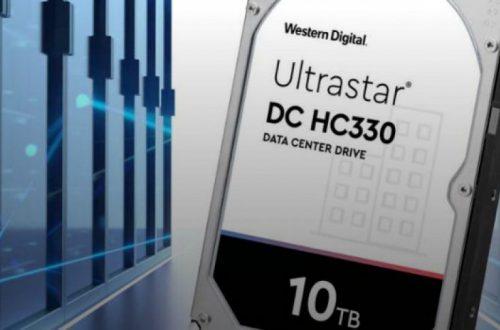 Без гелия даже лучше. В семействе Ultrastar DC HC300 появился жесткий диск объемом 10 ТБ