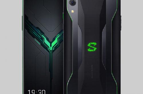 Black Shark готовит игровой смартфон на платформе Snapdragon 865 со встроенным модемом 5G