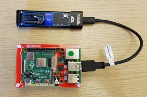 Тесты показали, когда имеет смысл использовать Raspberry Pi 4 вместе с SSD