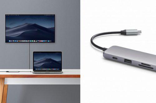 Не для пользователей Windows. Адаптер Satechi Aluminum USB-C Multiport Pro Adapter работает только с устройствами Apple