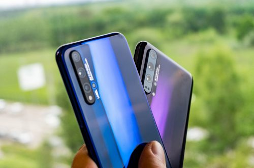 Huawei Nova 5T — еще одно название популярного смартфона