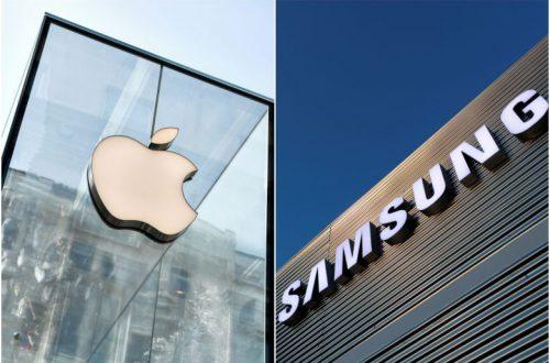 Apple выплатила Samsung 683 миллиона долларов из-за низкого спроса на iPhone