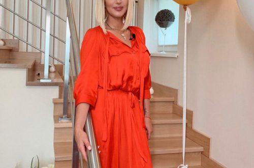 Лера Кудрявцева рассказала, копией кого является её дочь
