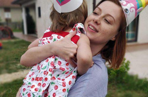 Юлия Савичева показала, как отметила день рождения двухлетней дочери