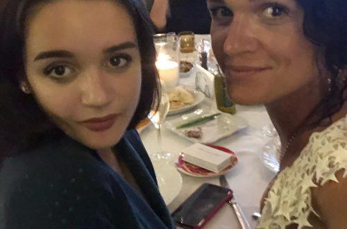 Певица Слава разрешила дочери участвовать в провокационных фотосъемках