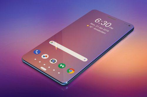 Смартфон Samsung Galaxy A100 может первым у компании получить дисплей нового поколения Full-Screen v2.0