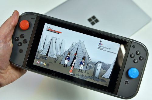 Nintendo готовится обновить игровую консоль Switch